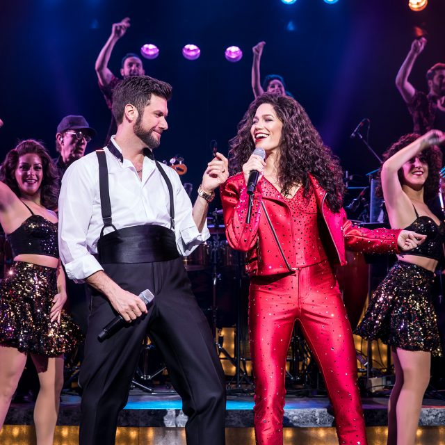 On Your Feet! The Musical Comes to Sacramento Community Center Theatre