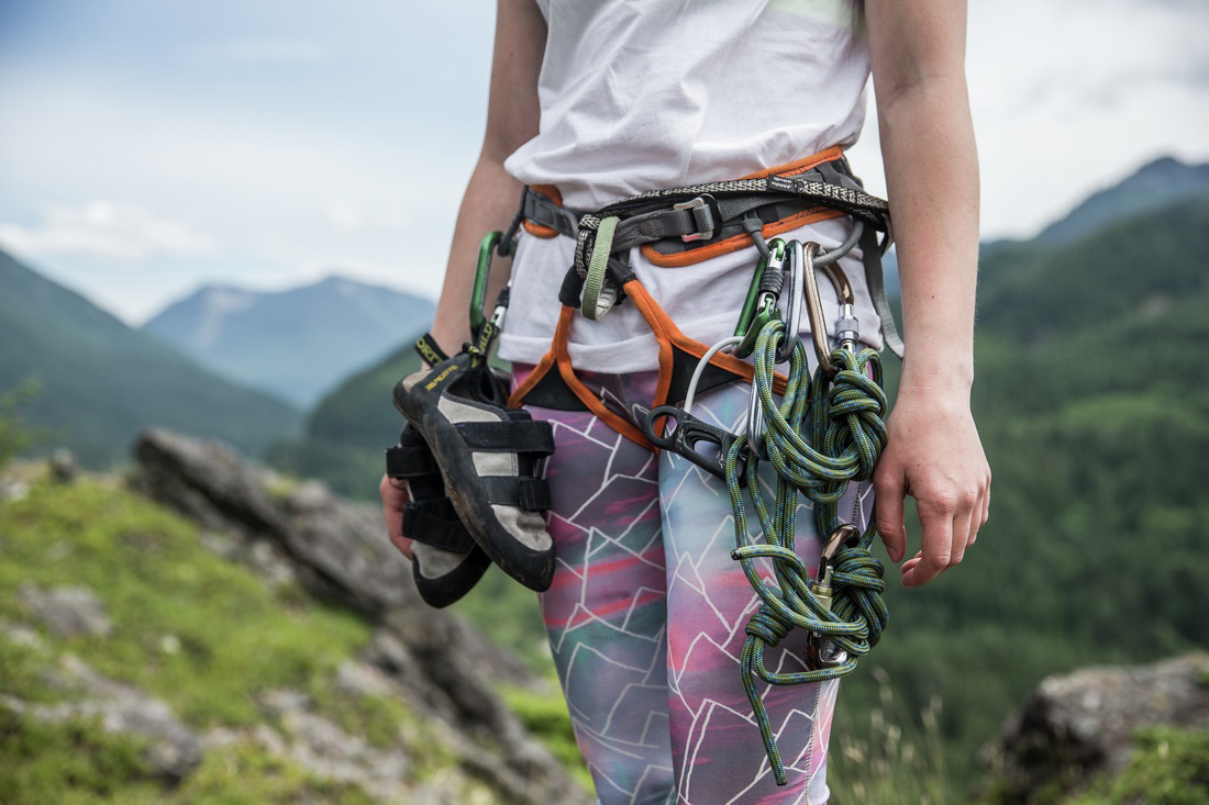Sacramento REI Is Hosting Introduction to Outdoor Rock Climbing Classes