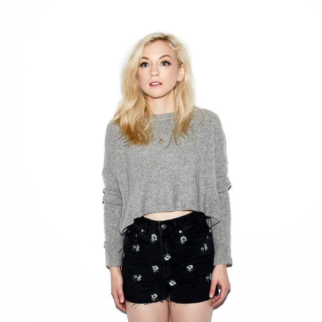 Emily Kinney of the Hit Show The Walking Dead Is Playing a Show at Goldfield
