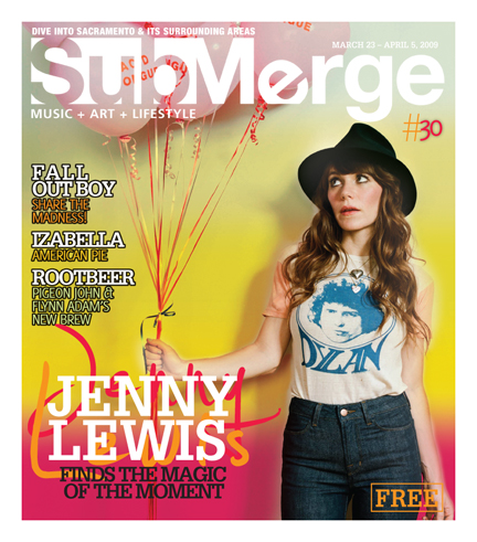 Jenny Lewis Cover
