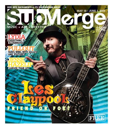 Les Claypool interview