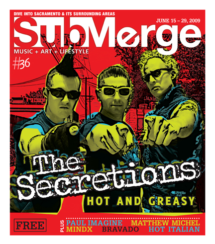 The Secreations interview