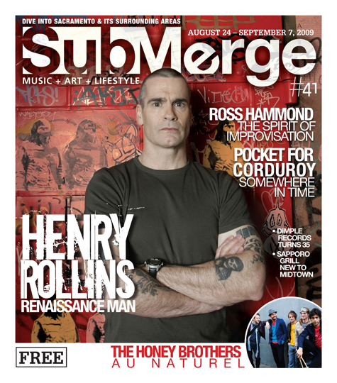 Henry Rollins interview, 2009