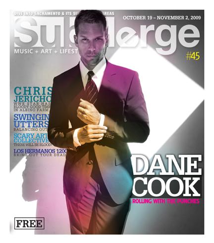 Dane Cook interview October 2009