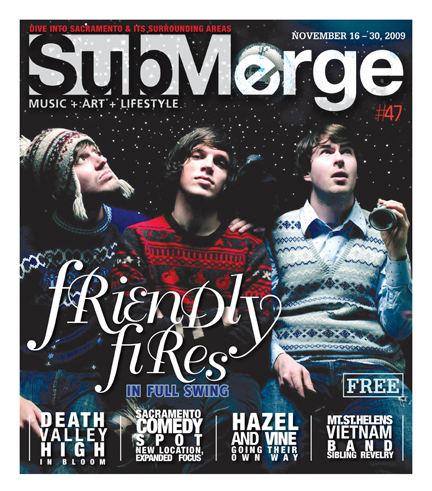 Friendly Fires interview