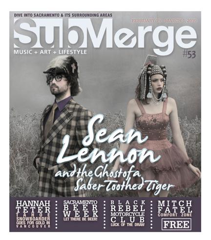 Sean Lennon Interview