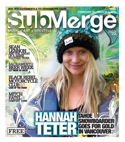 interview with Hannah Teter