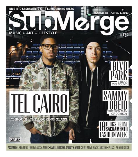 Tel_Cairo-S-Submerge_Mag_Cover