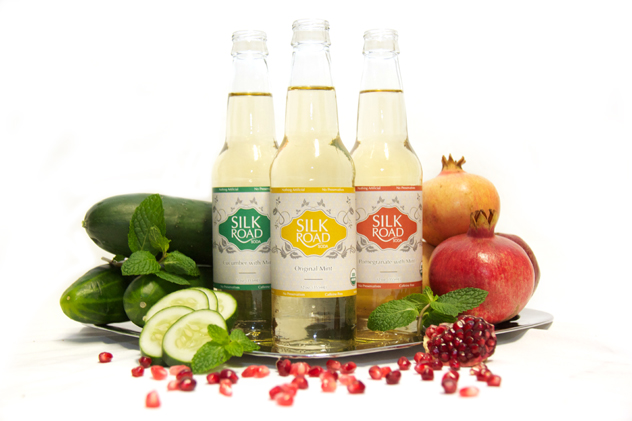 Silk Road Soda-a