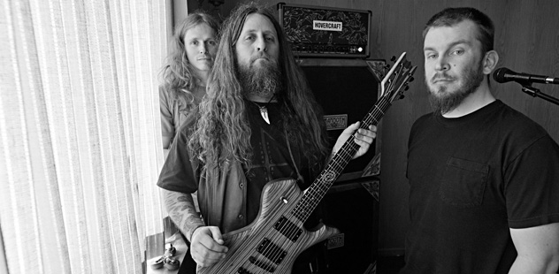 Yob Press Photos 2014 - Clearing The Path To Ascend