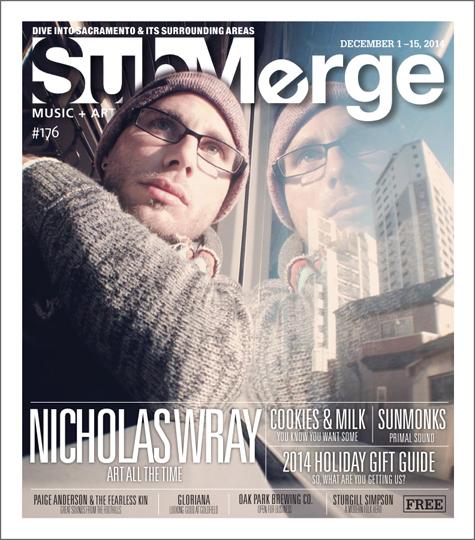 Nicholas-Wray_S_Submerge_Mag_Cover