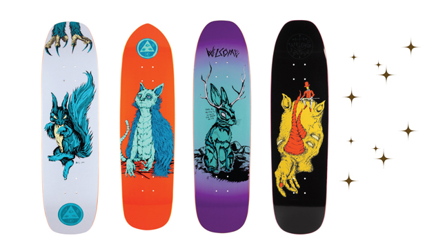 welcome skateboards submerge gift guide