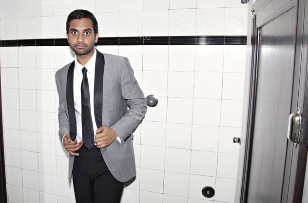 Aziz Ansari IN SACRAMENTO