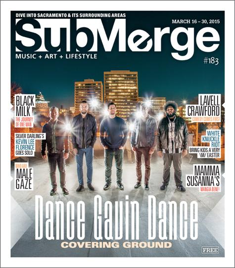 Dance-Gavin-Dance_S_Submerge_Mag_Cover