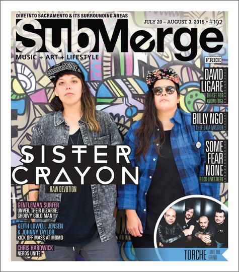 Sister Crayon | Submerge