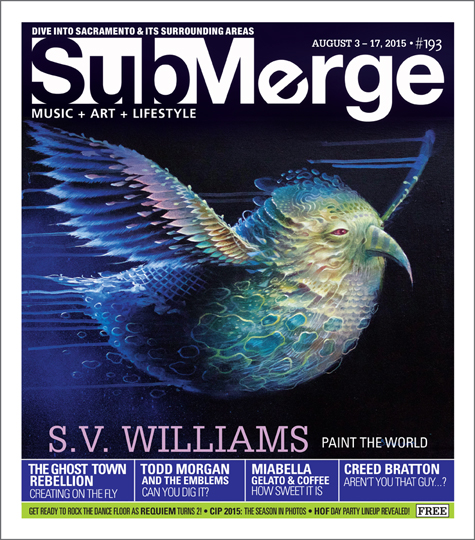 S V Williams_s_Submerge_Mag_Cover
