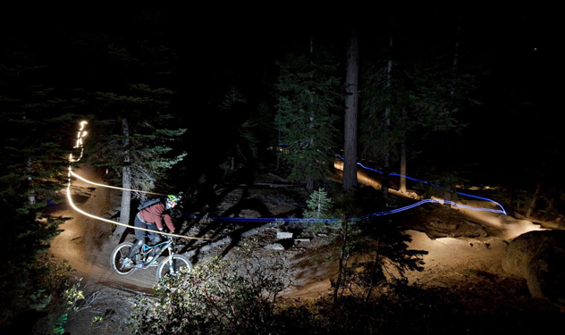 Tahoe Games Bike Nights