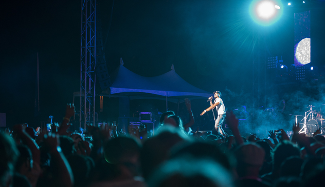 TBD Fest: Chance The Rapper | Photo by Philll Mamula
