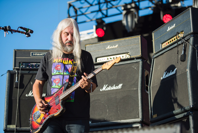 TBD Fest: Dinosaur Jr. | Photo by Phill Mamula
