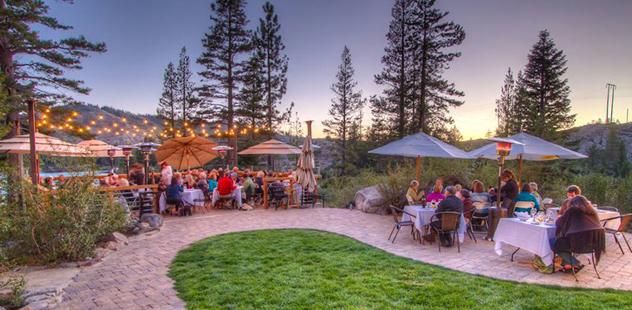 Sugar Bowl's Lake Mary Cabin Dinner Series
