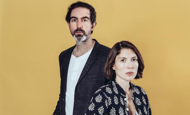 Alela Diane and Ryan Francesconi