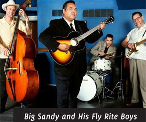 Big Sandy and His Fly Rite Boys