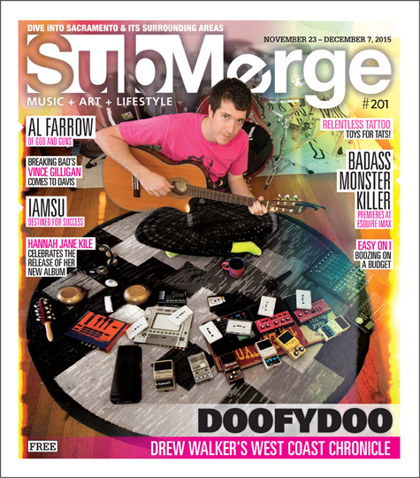 Drew Walker-S-Submerge-Mag-Cover