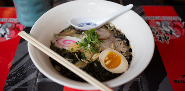 Ryujin and Raijin Ramen House