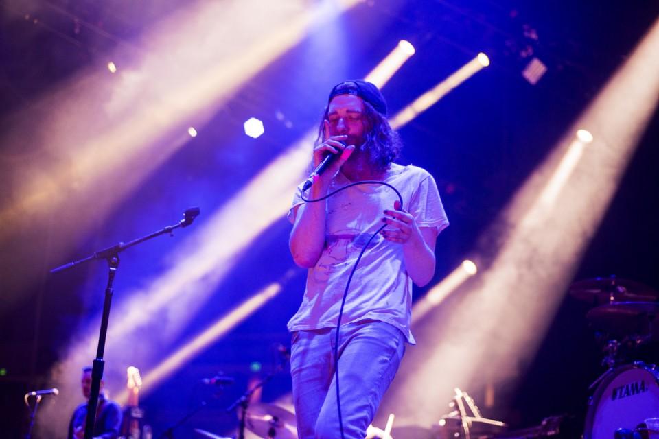 Bear Hands |Spring Fling Rock AF 2016 Tour