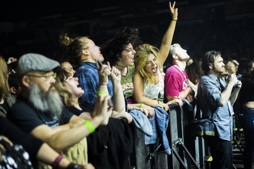Spring Fling Rock AF 2016 Tour - Sacramento