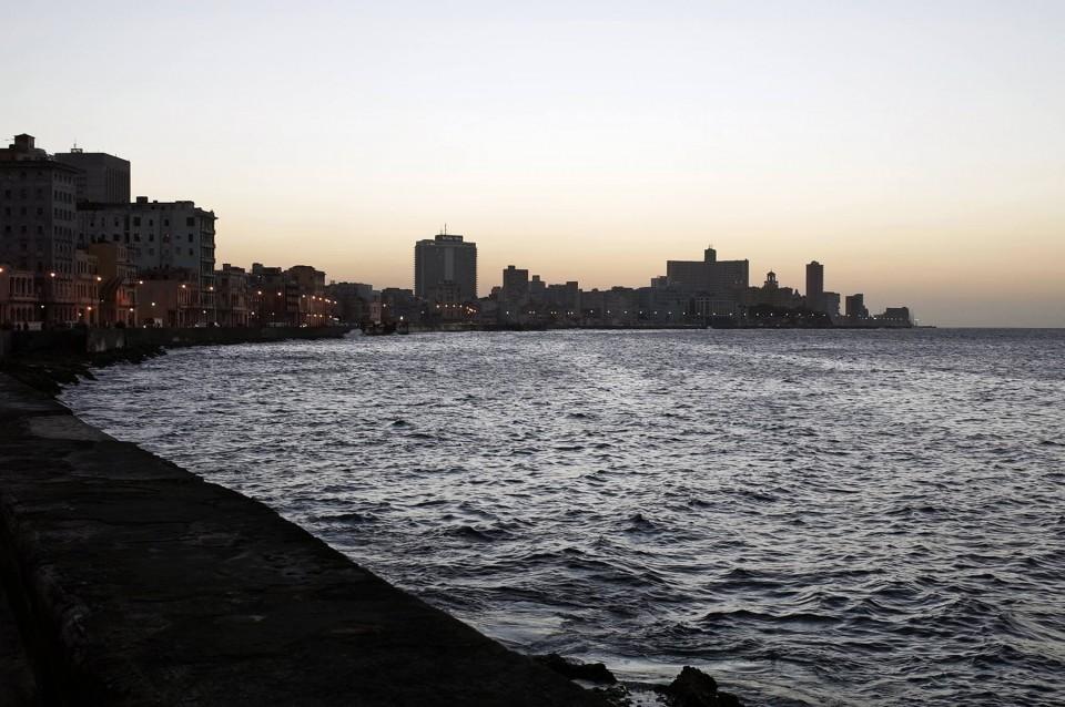 An American in Havana