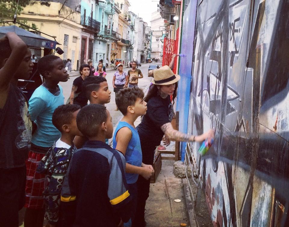 Few and Far in Cuba 2016