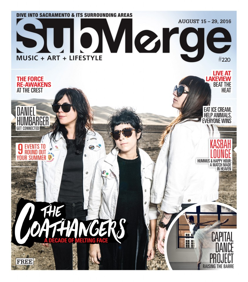 The Coathangers-L-Submerge-Mag-Cover