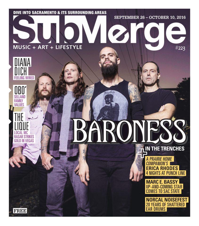 Baroness | Submerge