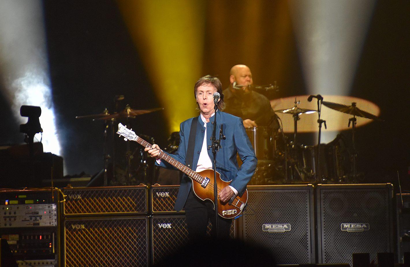 "Paul McCartney's ""One On One"" Tour / Oct. 4, 2016 / Golden 1 Center / Sacramento, CA"