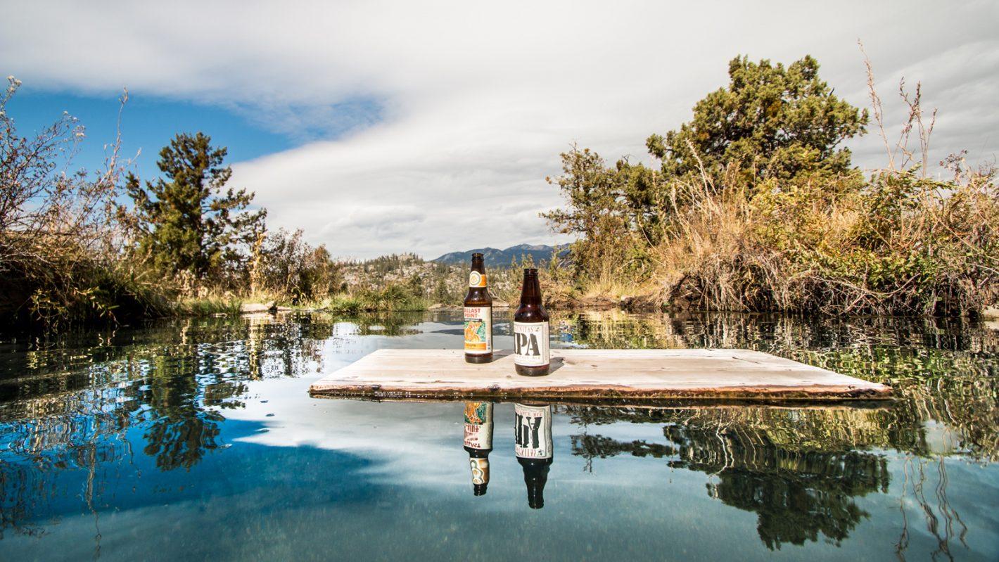 Submerge | Mono Hot Springs | Ellen V Baker
