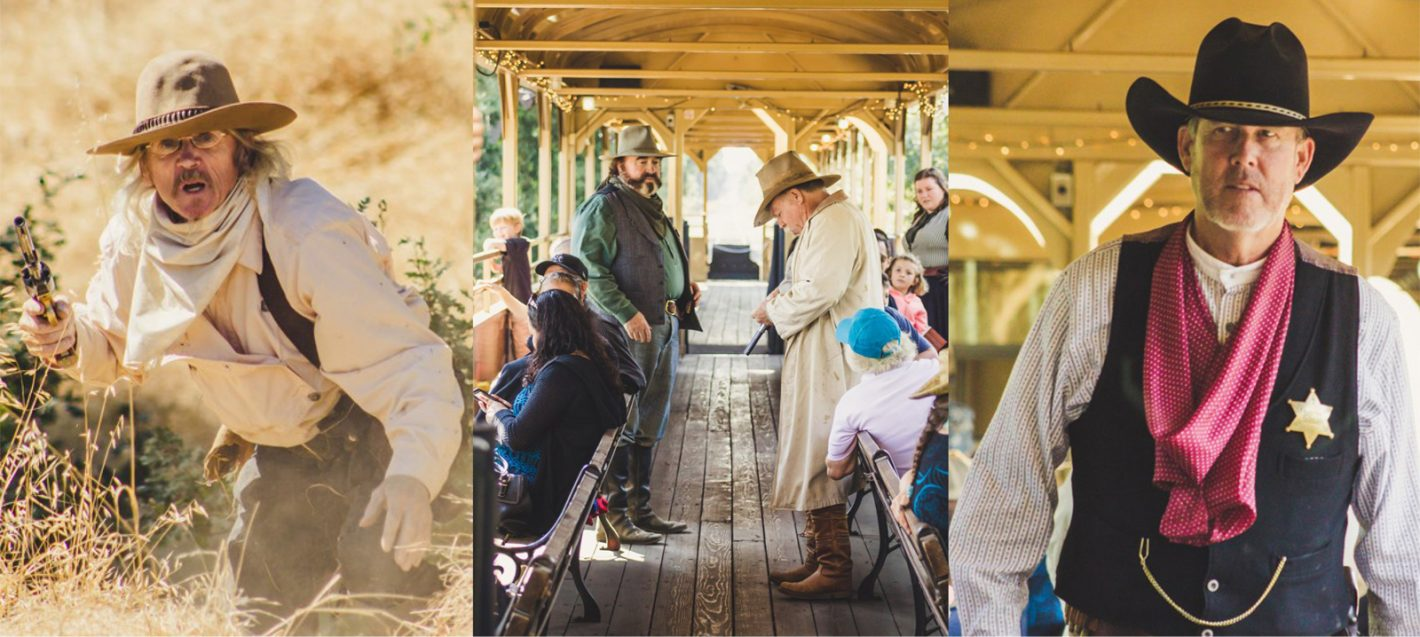RiverTrain's Wild West Excursions