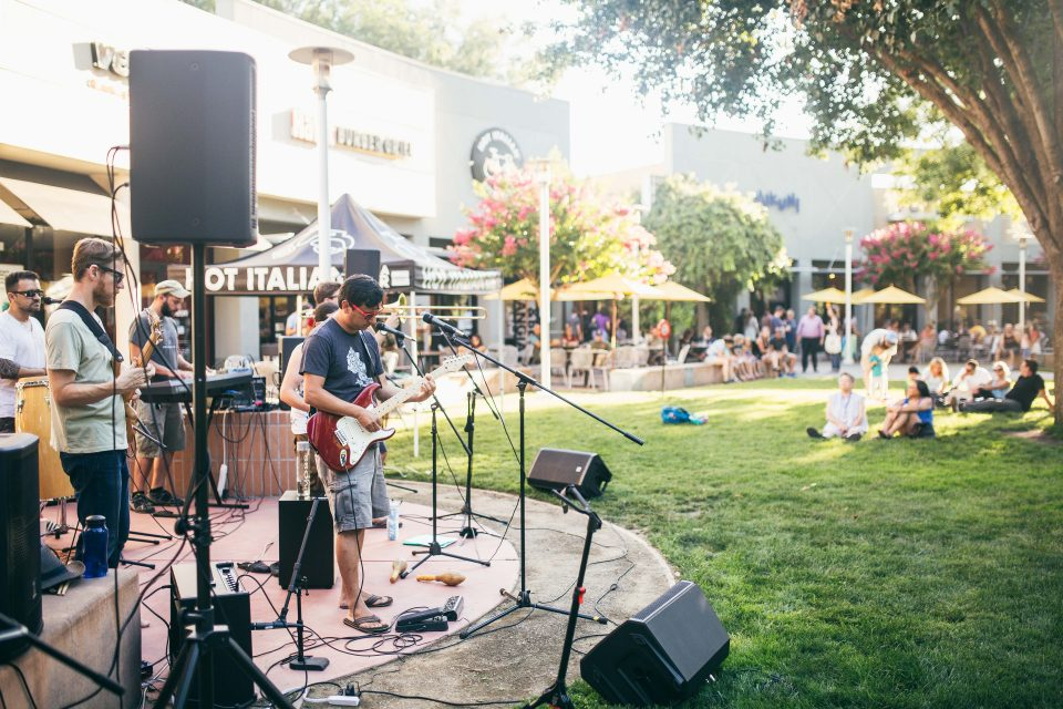 Summer on the Green | Davis, CA