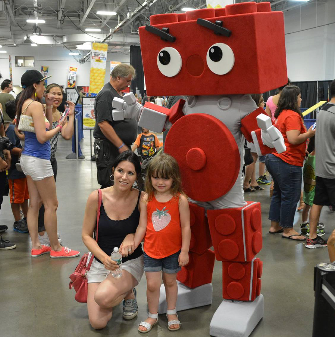 Brick Fest Live LEGO Fan Experience Makes Its Way to Sacramento Convention Center