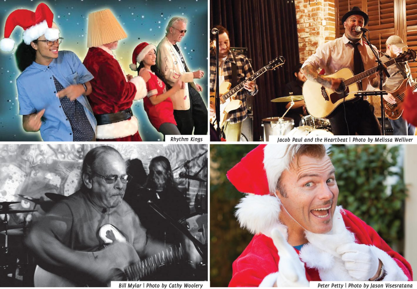 Eight Sac Concerts Benefiting Charities