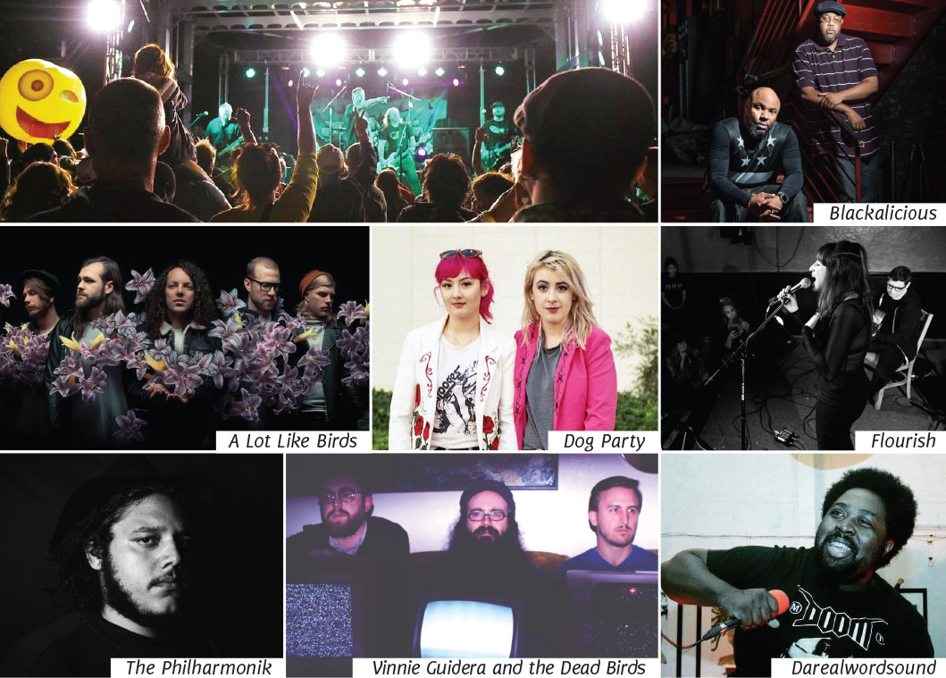First Fest 2018 Full Line Up