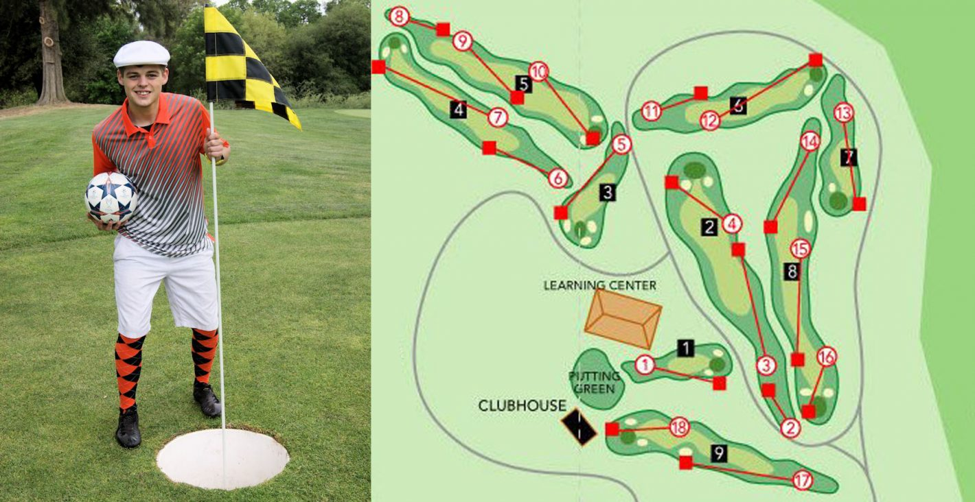 Sacramento ​FootGolf William Land Golf Course